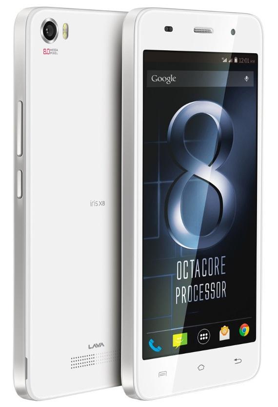 Lava IRIS X8 Phone