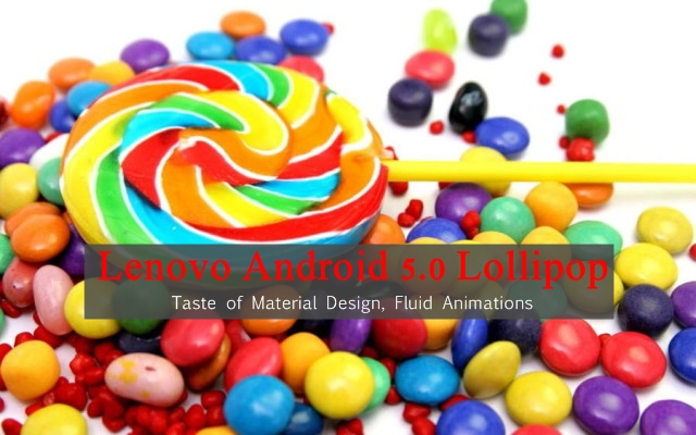 Lenovo Android Lollipop Update