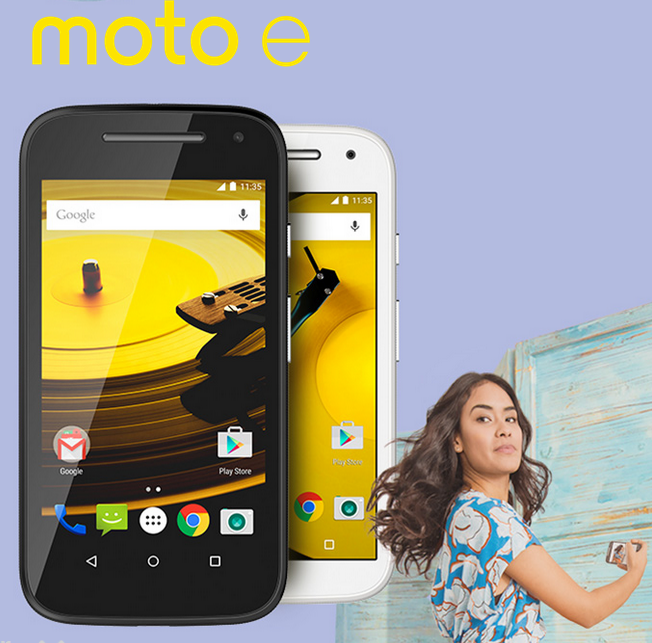 New Moto E Price in India Rs 6999 – Flipkart Exclusive