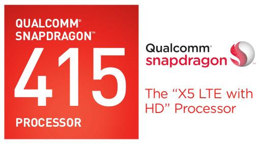 Qualcomm Snapdragon 415