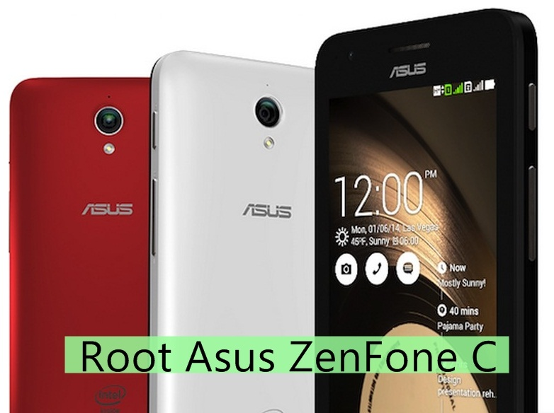 Root Asus Zenfone C
