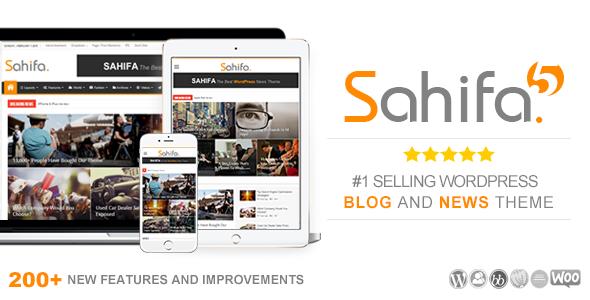 Sahifa v 5.0
