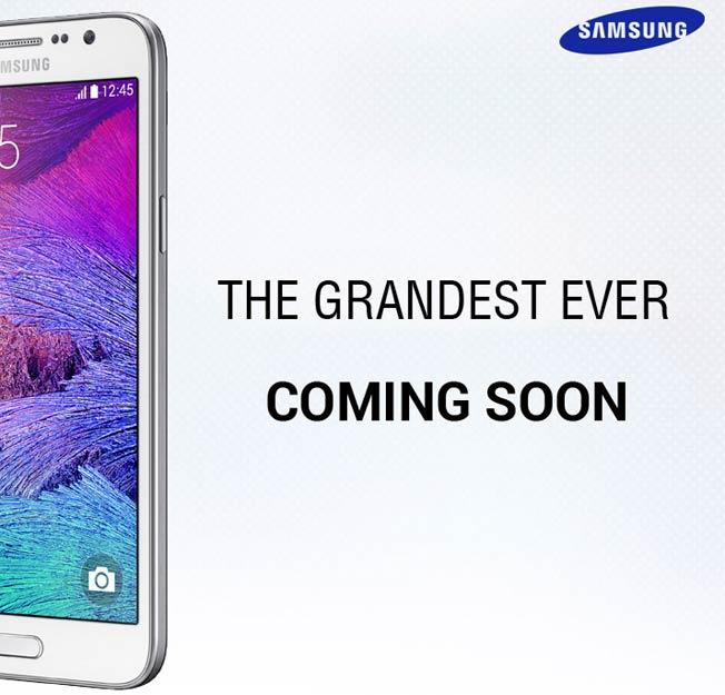 Samsung Galaxy Grand 3 - Samsung Lollipop phone