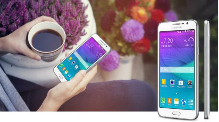 Samsung Galaxy Grand Max Angles