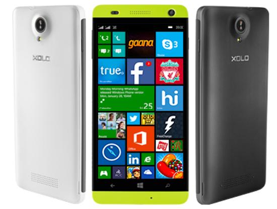 Xolo Windows 8.1 Phone