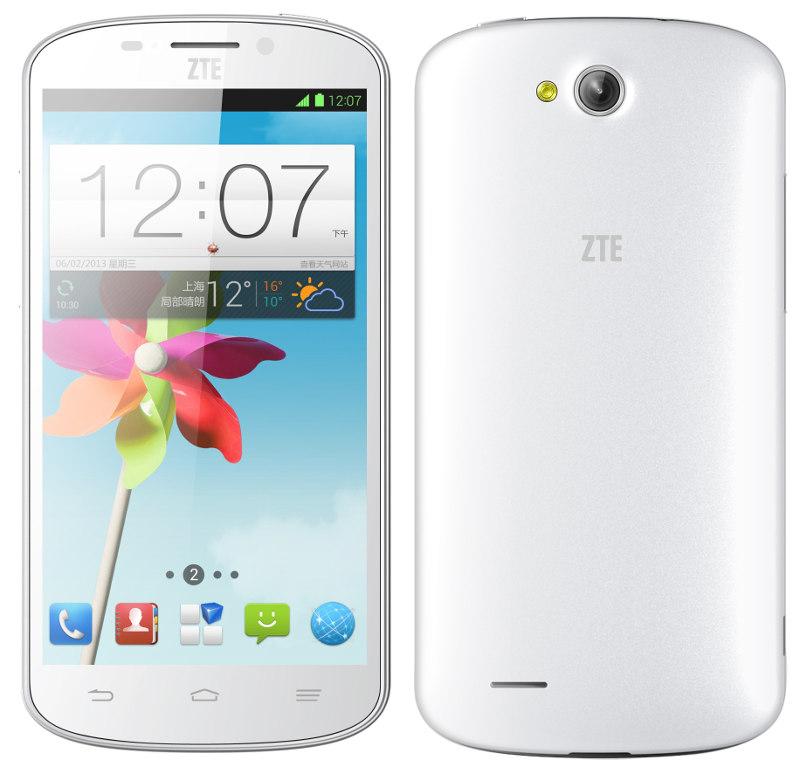 ZTE N919D CDMA Dual SIM Phone