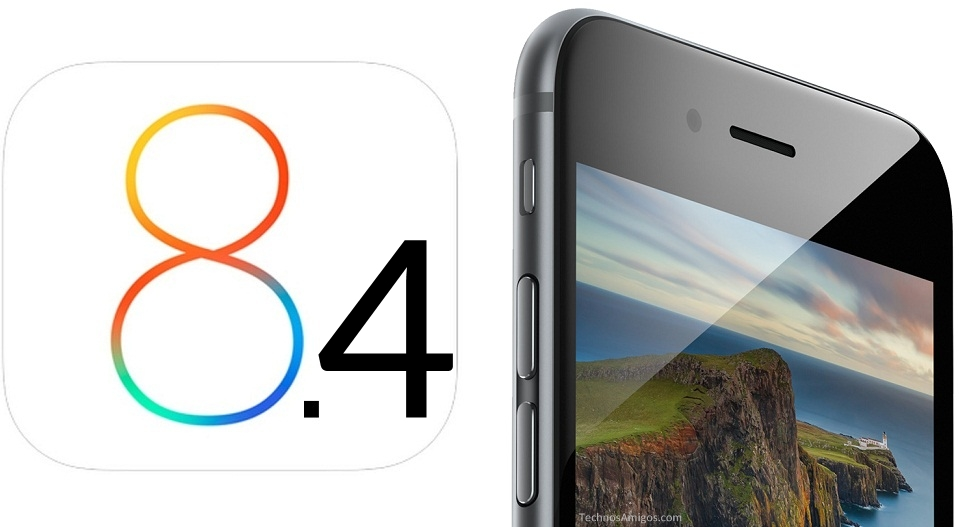 Apple iOS 8.4 Update