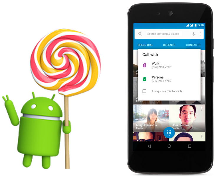 Android 5.1 Factory Image