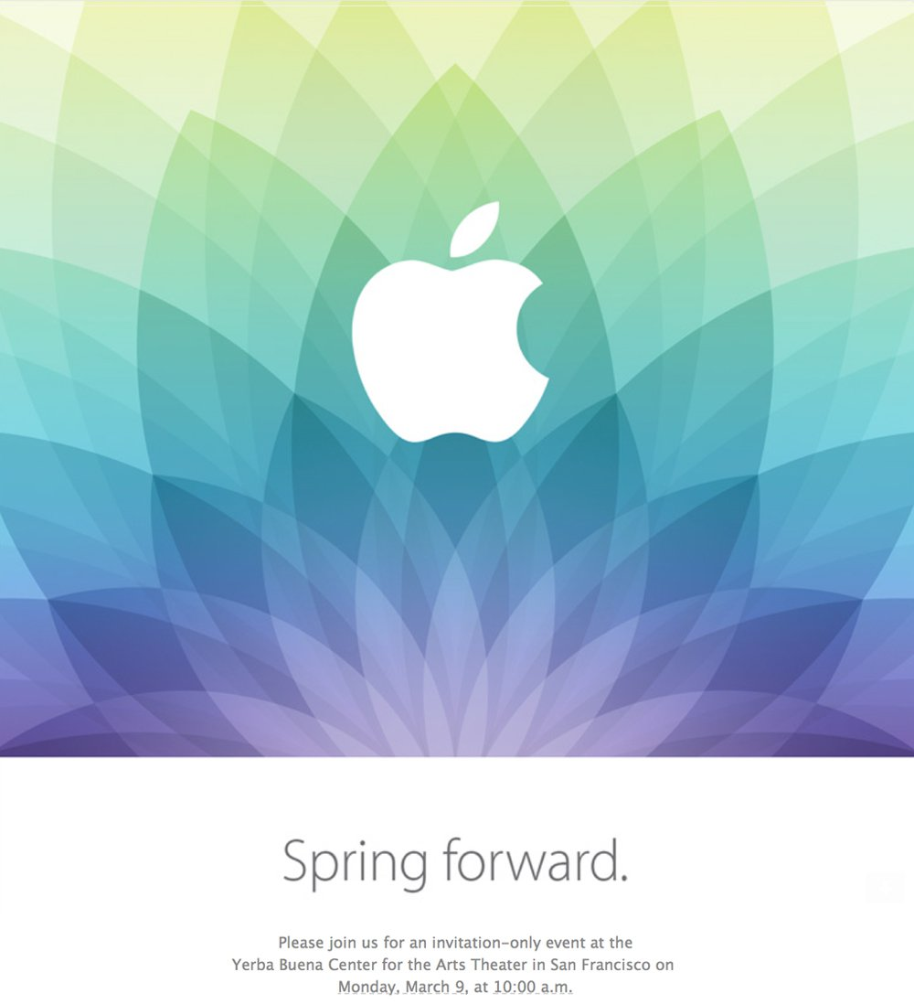 Apple Watch Live Event