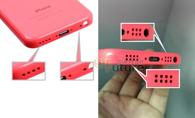 Apple iPhone 6C Leak Photo