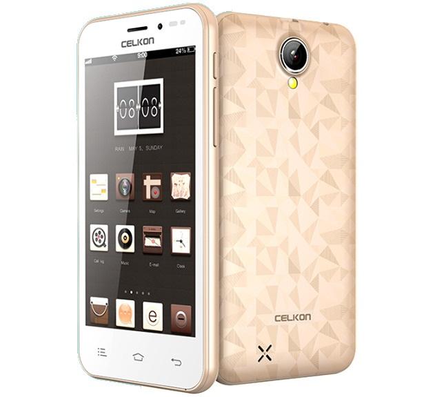 Celkon Millennia Q450 - Celkon Kitkat Phone