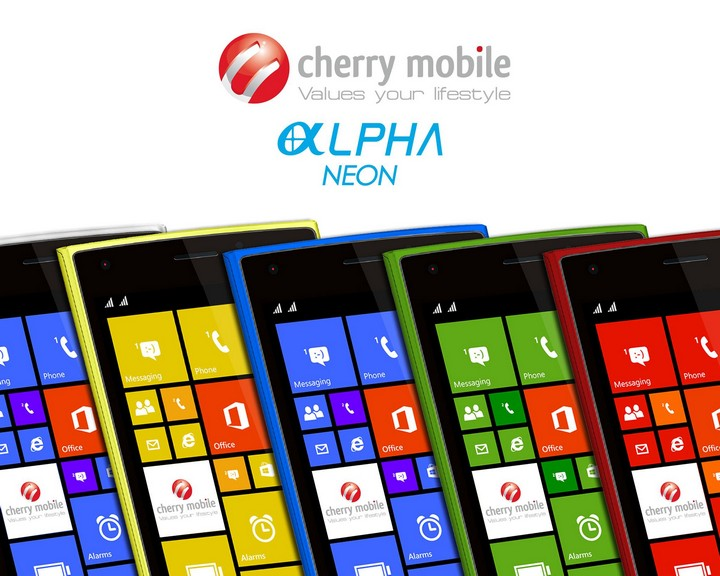Cherry Mobile Alpha Neo