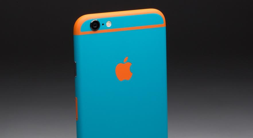 Custom iPhone 6 design