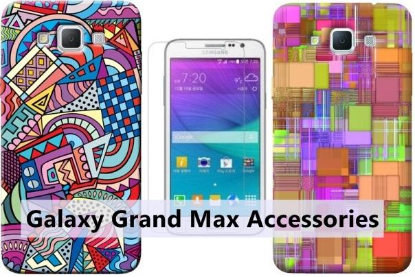 Galaxy Grand Max Accessories