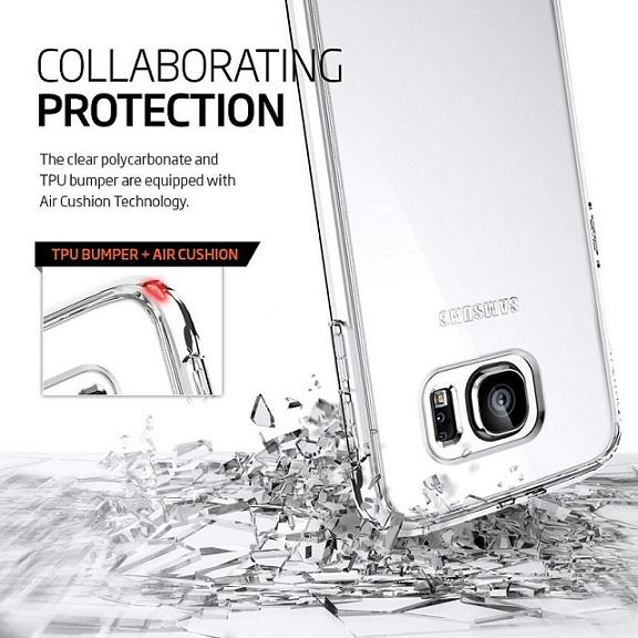 Galaxy S6 Case Spigen