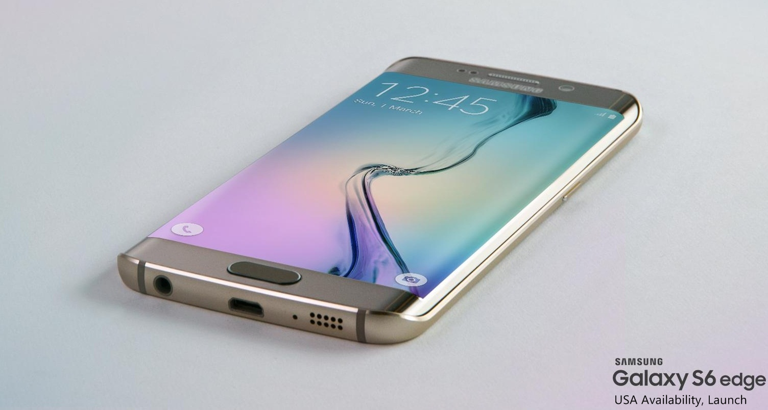 Samsung Galaxy S6 Edge USA