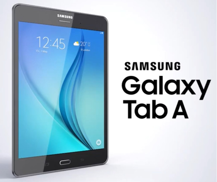 Galaxy Tab A - Samsung Lollipop Tablet