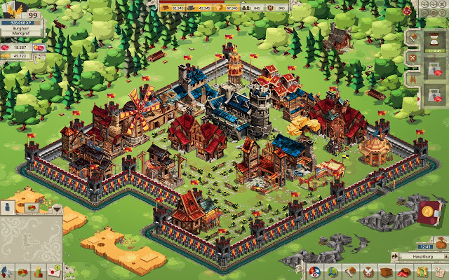 Goodgame Empire for PC