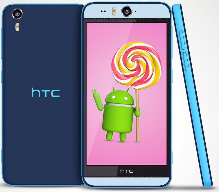 HTC Desire Eye Lollipop Update