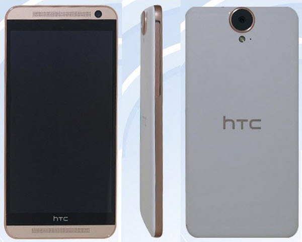 HTC One E9 Leak