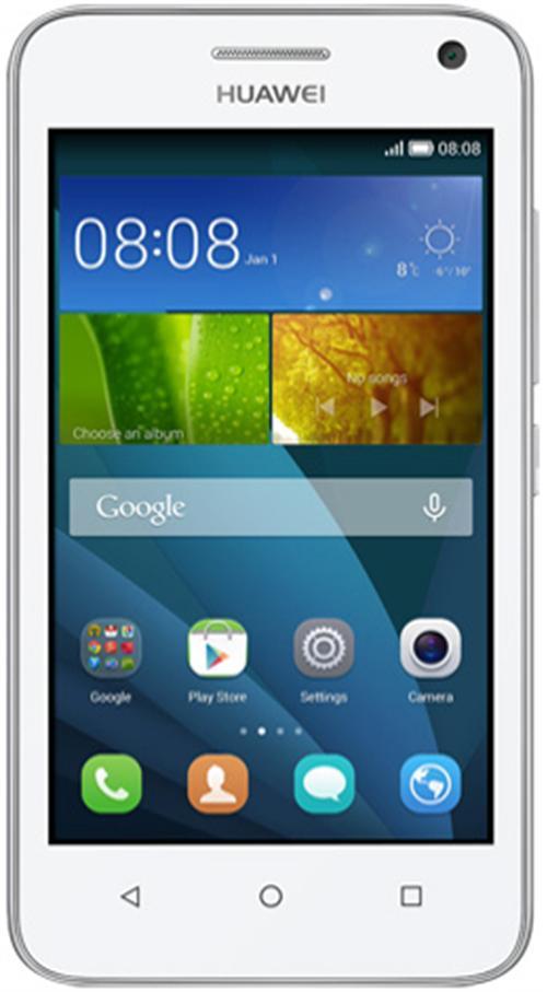 Huawei Y3 White