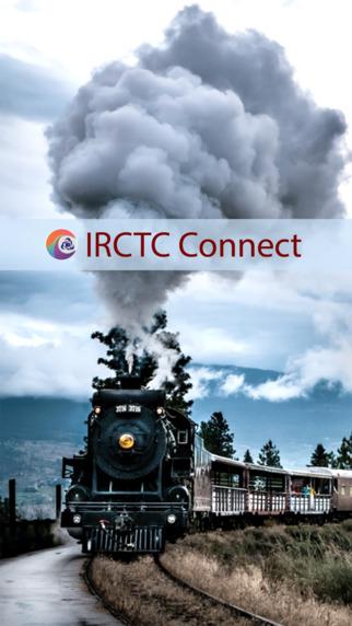IRCTC Connect iPhone App