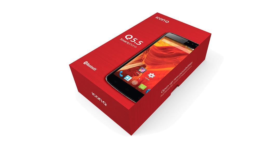 Icon Q5.5 Octa Core Phone