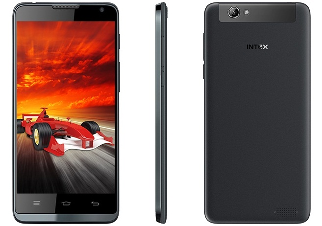 Aqua Xtreme V - Intex Octa core phone
