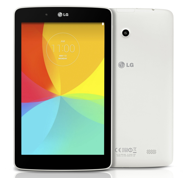 LG G Pad 8.0 3G
