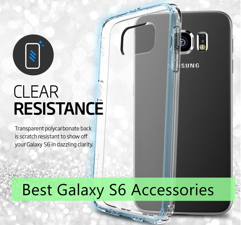 Samsung Galaxy S6 Accessories