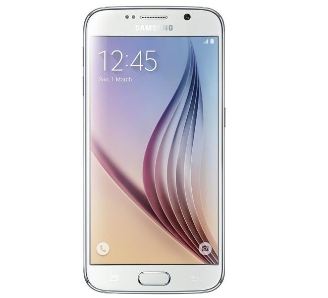 Samsung Galaxy S6 Pearl White