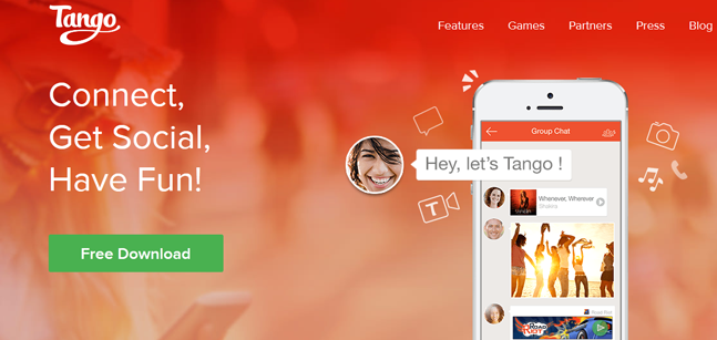Fix Tango App Error
