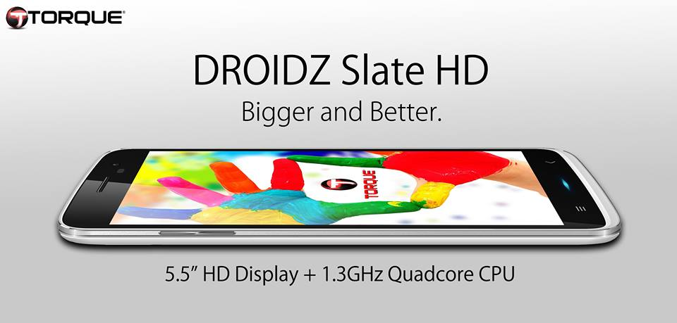 Torque Droidz Slate HD