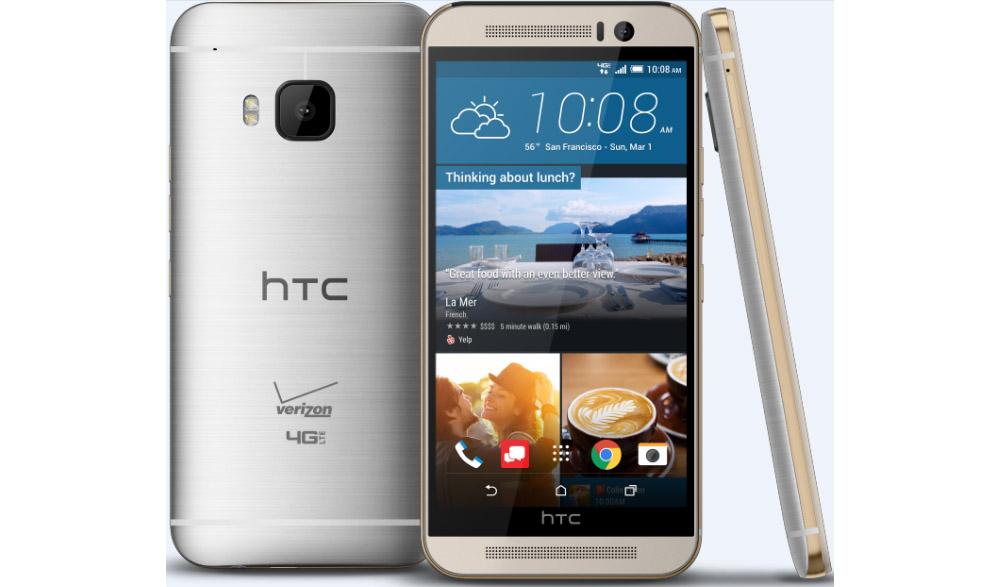 Verizon HTC One M9