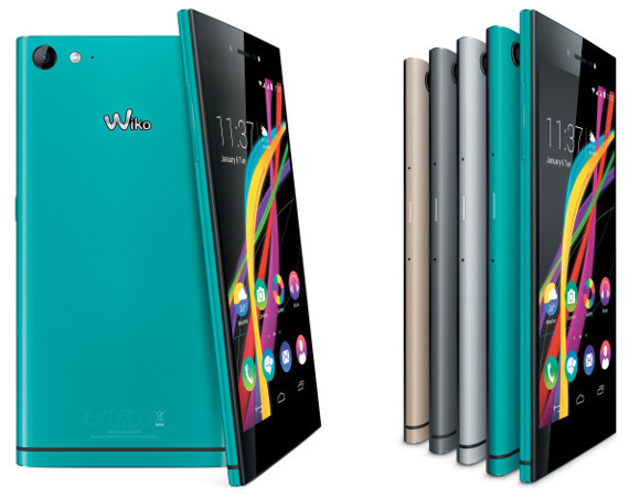 Wiko Highway Star 4G is Slim Wiko Octa Core Phone