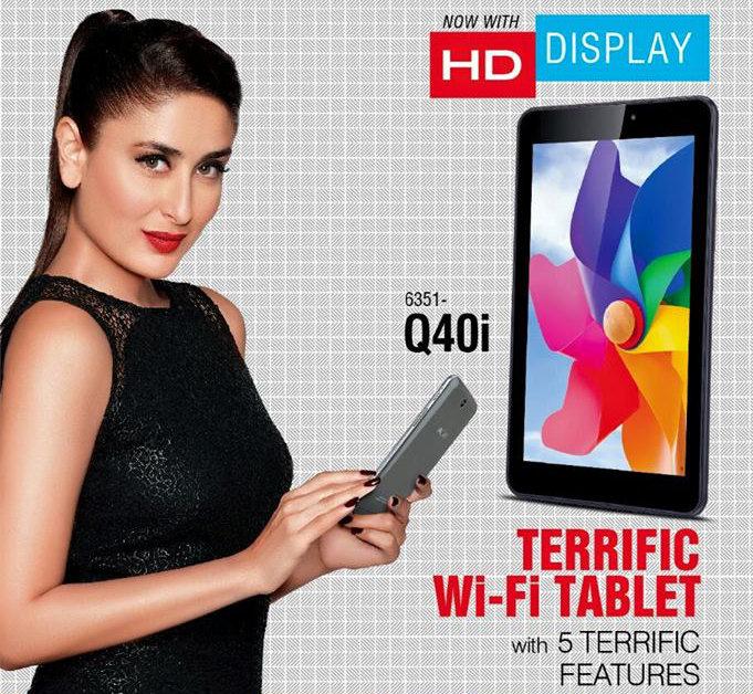 iBall Slide 6351 Q40i Tablet