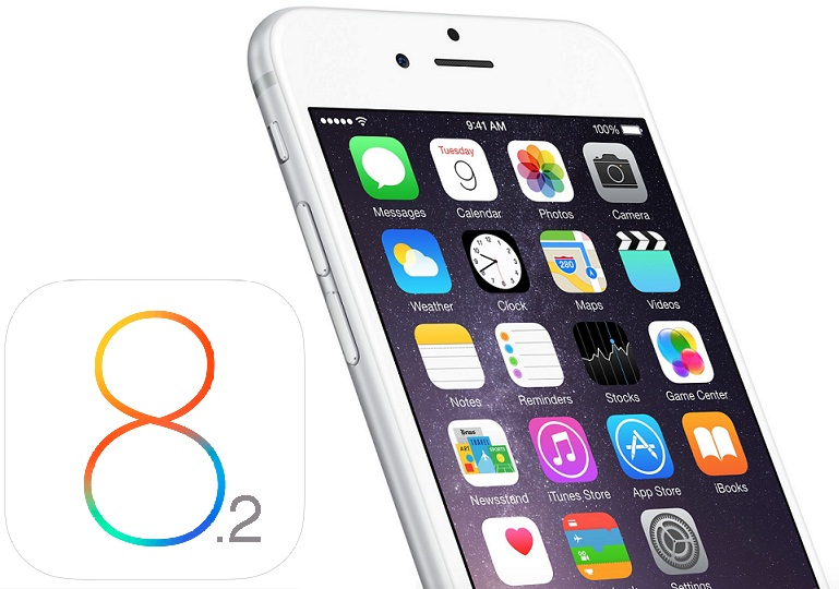 Download iOS 8.2 IPSW