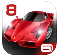 Asphalt 8 for iPhone
