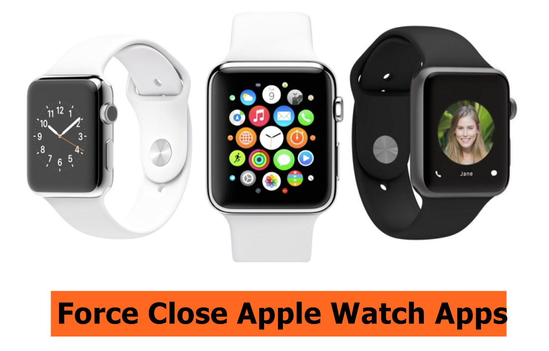 Force Close Apple Watch Apps