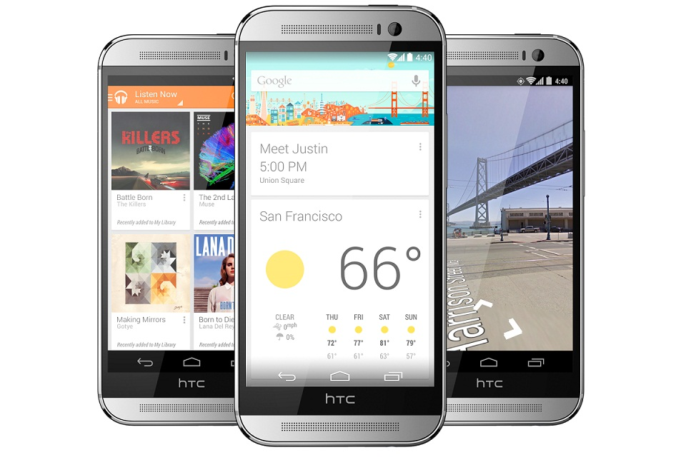 HTC One M8 GPE Phone