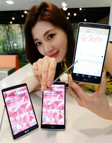 LG G Stylo Phone