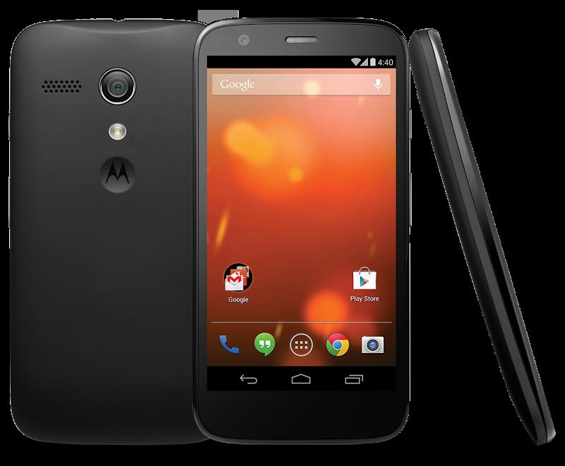 Motorola Moto G GPE Android 5.1 update