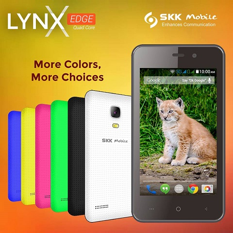 SKK Lynx Edge Phone