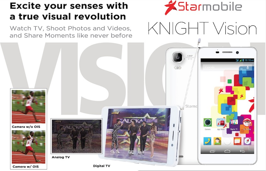 Starmobile Digital TV