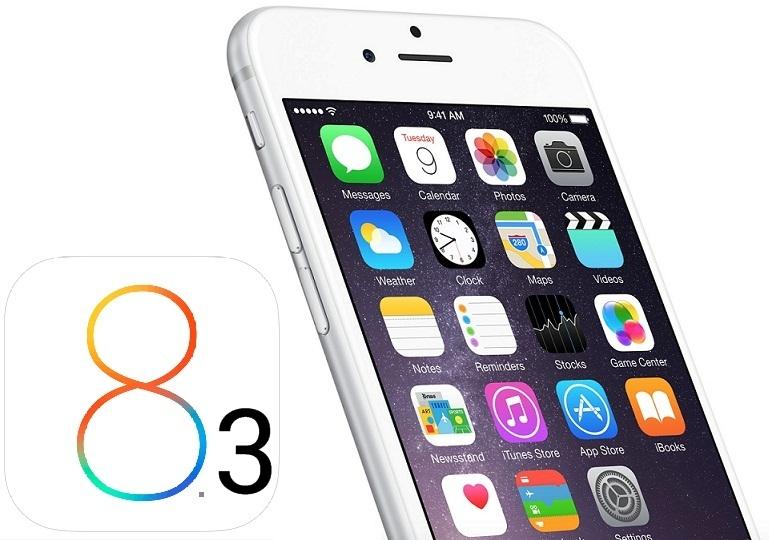 iOS 8.3 Bugs