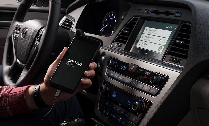 Android Auto Hyundai Sonata