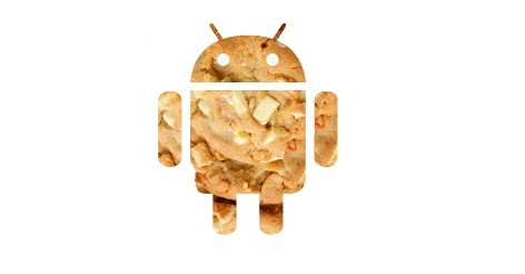 Android-M Macadamia Nut Cookie