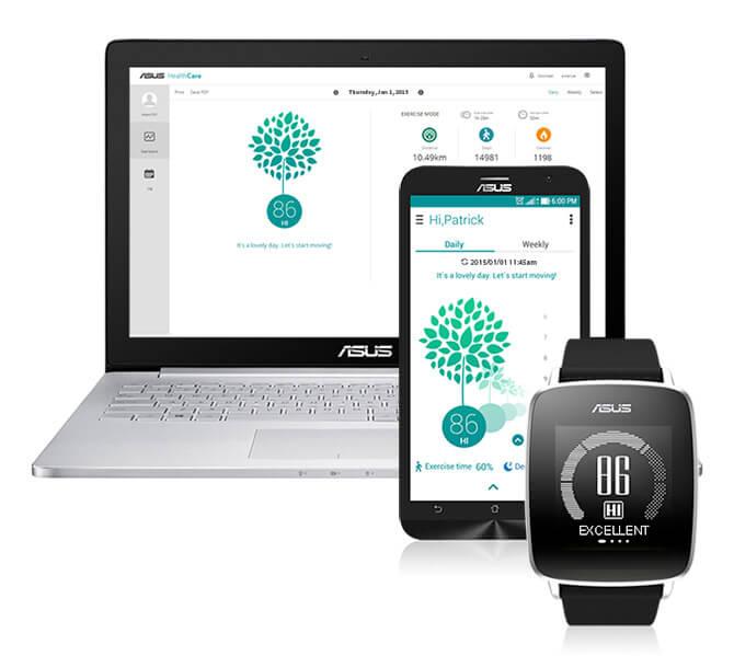 Asus VivoSmart - Smartwatch