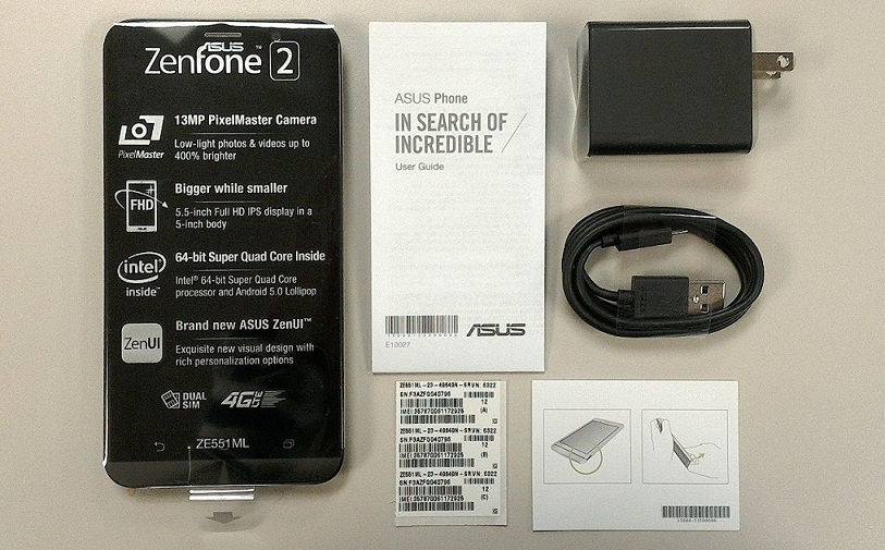 Asus ZenFone 2 Phone