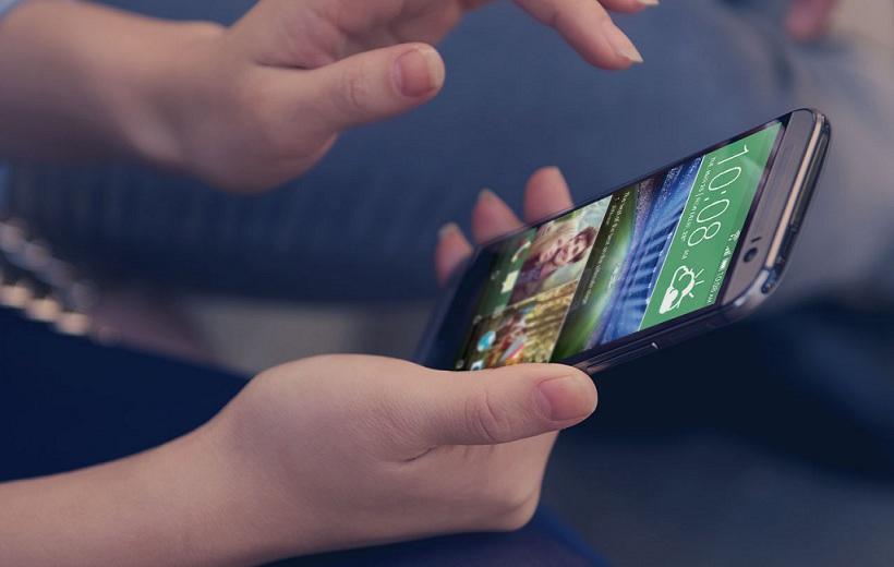 HTC One M8 Eye Lollipop update